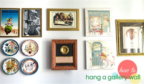10 tips on how to hang almost anything finding home farms how to hang a gallery wall