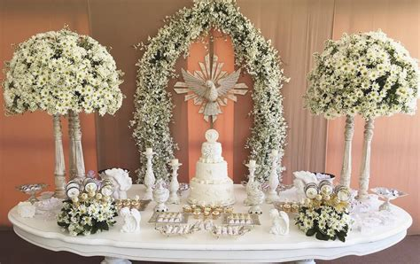 10 best images about ideas decoracion bautizo j a on mesas read more and table runners 10 ideas de bautizos con inspiraci 243 n en el esp 237 ritu santo