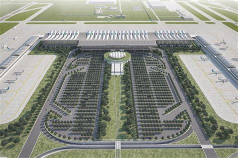 layout bandara kertajati bandara kertajati beroperasi awal 2018 antara news
