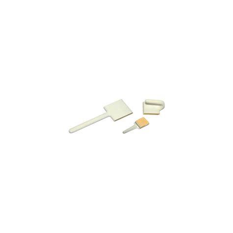 Klem Kabel Imundex Uk 10mm kabel klem met plakvoet flexibel klein