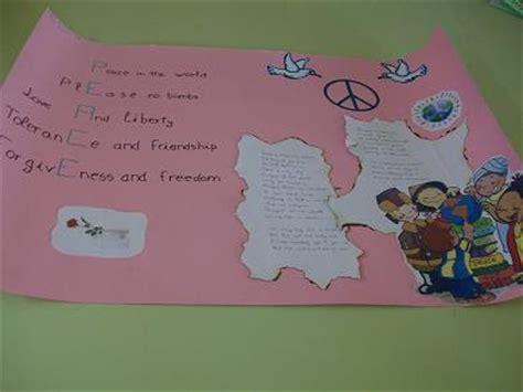 acrostico con la palabra paz d 237 a de la paz 2011 ies tm acr 243 stico de peace
