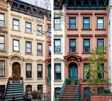 east side houses for sale combine this matched pair of ues townhouses for a 22m