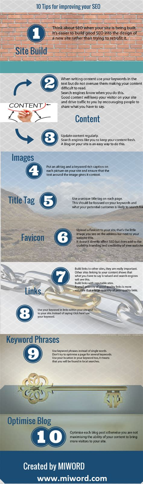 visitor pattern overuse 10 tips for search engine optimisation seo