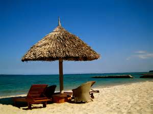 Empty Chairs Beaches In Dar Es Salaam Life Guide Tanzania For Foreigners
