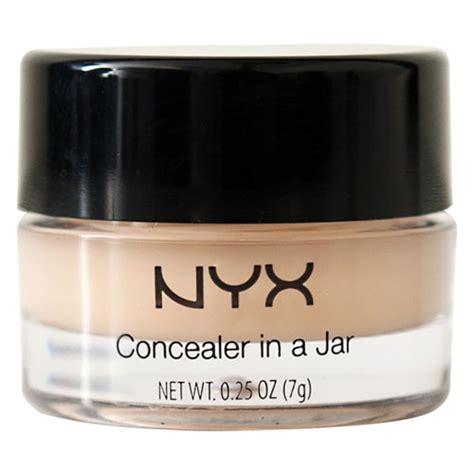 Nyx Concealer In Jar nyx llega a espa 241 a los 10 productos que quiero probar