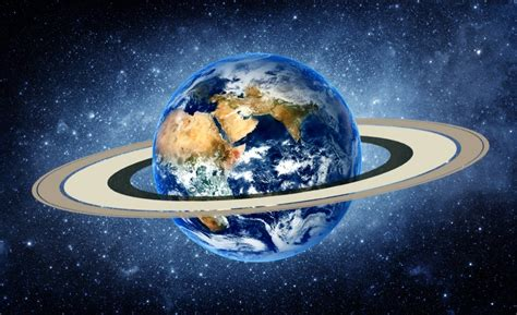 if the earth had rings like saturn what if earth had saturn like rings 187 science abc