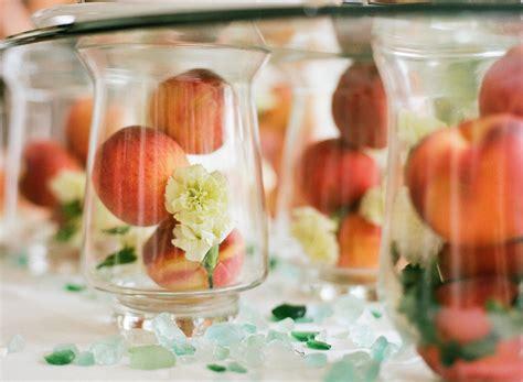 Unique Wedding Vases by Unique Wedding Centerpieces Hurricane Vases Filled With