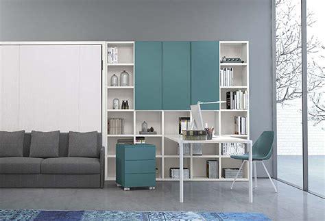 scrivania con libreria libreria con scrittoio integrato start scrittoio clever it