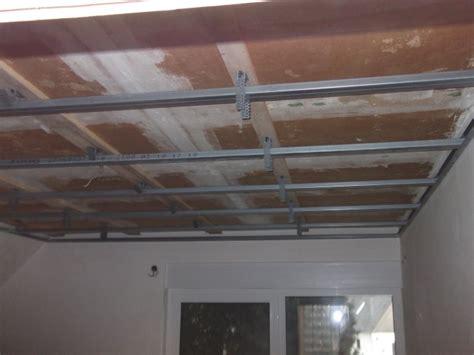Unterkonstruktion Decke Rigips by Die Ganze Woche Nur Abh 228 Ngen Handwerker Umbau Beamer
