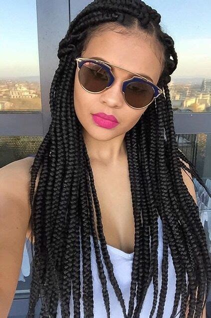 cheap haircuts chicago loop 25 best ideas about black box braids on pinterest black