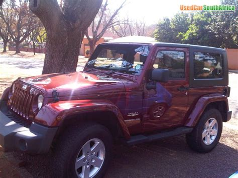 Jeep For Sale In South Africa 2007 Jeep Wrangler Jeep Wrangler 3 8v6 Used Car For