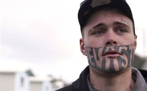 tattoo prices nz tauranga andrew dickens tattooed man is a drongo