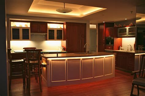 Kitchen Ambient Lighting Lighting 3 Ways To Inject 21st Century Style Into Your Home Hooked Up Installs Chicago S