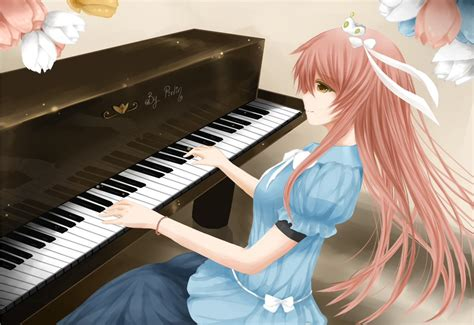 anime piano anime guy playing piano www imgkid com the image kid