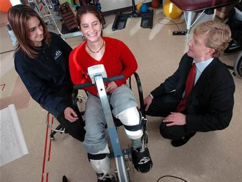 christopher reeve leg christopher reeve s doctor creates exercise bike