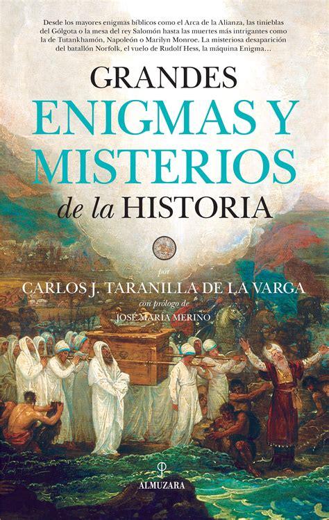 libro misterio en la biblioteca tiempo literario grandes enigmas y misterios de la historia