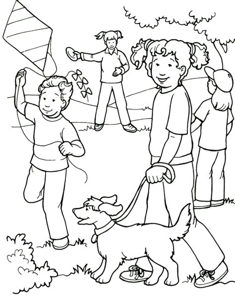 Jesus Everyone Coloring Page