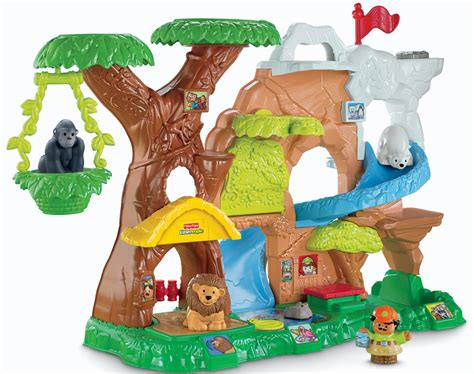 Fisherprice Littlepeople fisher price zoo talkers animal sounds zoo