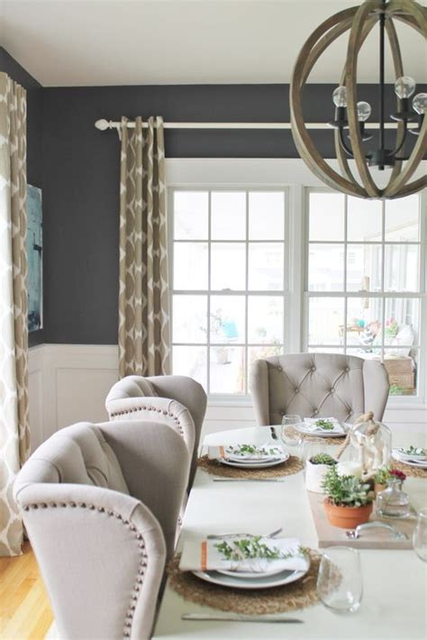 dining room valance ideas home decoration club 12 classic navys that will last through any trend city