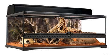 Ideal Home Decoration by Exo Terra Natural Terrarium Large Advanced Reptile Habitat