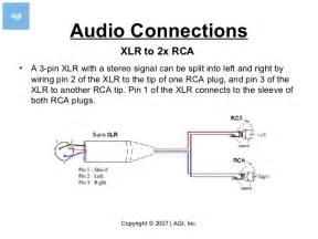 2 pin xlr cable 2 wiring diagram free