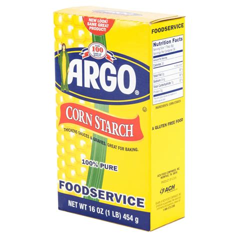 16 oz corn starch