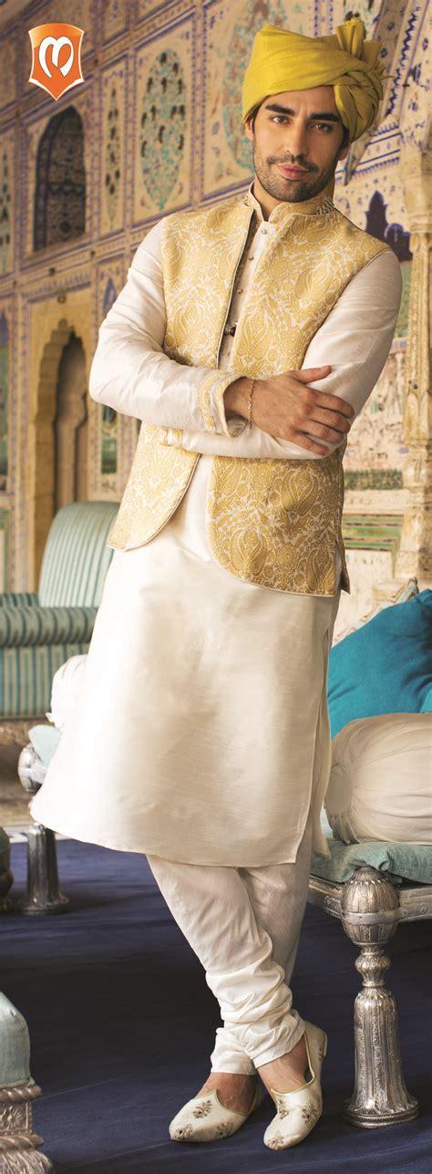 Best of Manyavar Wedding Collection for Men   Let Us