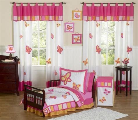 Charmant Rideaux Chambre Bebe Fille #1: rideaux-chambre-fille-inspiration-espace-resized.jpg