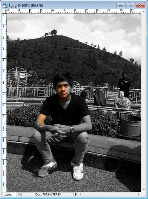 tutorial edit foto hitam putih tutorial mengedit foto menjadi hitam putih hanya di bagian