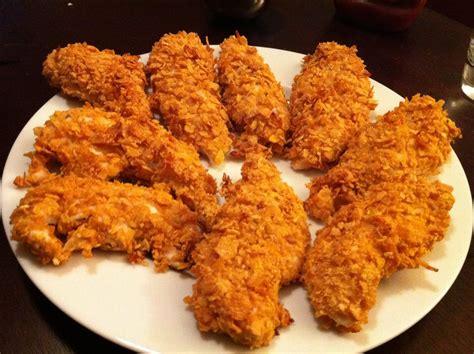 Chicken Crispy crunchy chicken recipe dishmaps