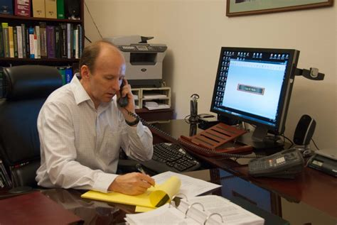 Attorney Desk by About Gary B Attorney At