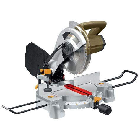 rockwell 14 10 in compound miter saw with extension