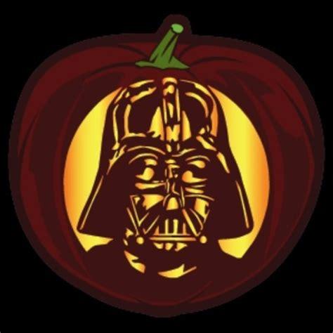darth vader pumpkin template pop culture pumpkin printables costumes