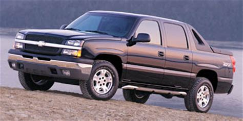 how cars engines work 2005 chevrolet avalanche 1500 auto manual 2005 chevrolet avalanche details on prices features specs and safety information