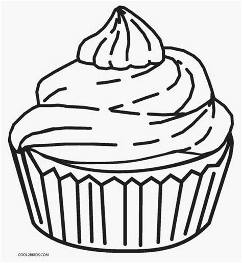coloring pages for cupcakes free printable cupcake coloring pages for kids cool2bkids