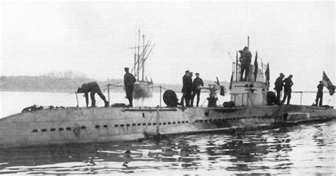 u boat in world war 1 world war one u boat wreck found in tact with all 23