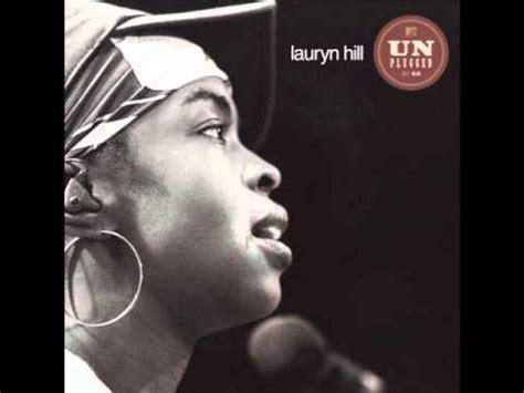 lauryn hill i gotta find peace of mind lyrics lauryn hill i gotta find peace of mind unplugged youtube