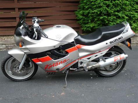 1989 Suzuki Katana 600 Buy 1989 Suzuki Gsx Katana On 2040 Motos