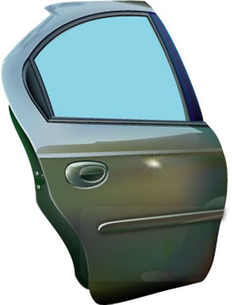 Car Door by Cell Project Thinglink