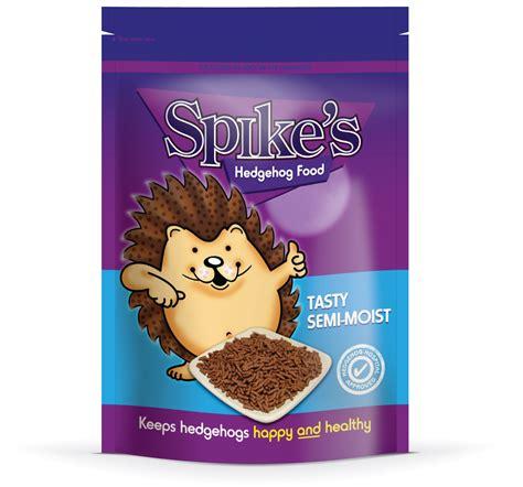 moist food spike s tasty semi moist hedgehog food