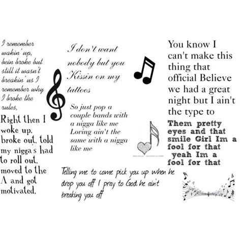 august alsina lyric quotes quot august alsina quot by corinmedina on polyvore lyrics