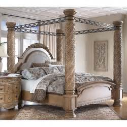 North Shore Panel Bedroom Set south coast poster canopy bed millennium furniture cart