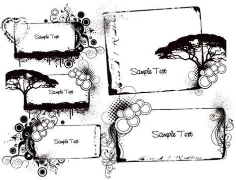 design frame cdr frame floral cdr free vector download 12 855 free vector