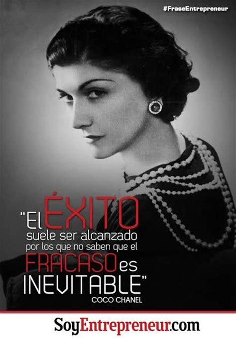 coco chanel entrepreneur biography 41 best frases de coco chanel images on pinterest coco