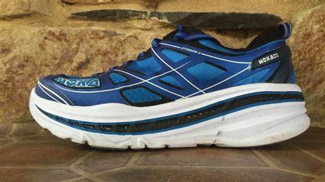 hoka running shoe reviews hoka oneone stinson 3 review running shoes guru