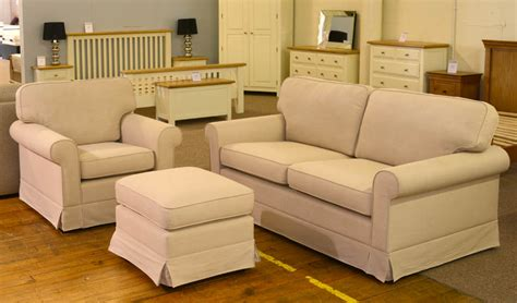 cheap cream fabric sofas new designer sofa and armchair linen look beige fabric rrp