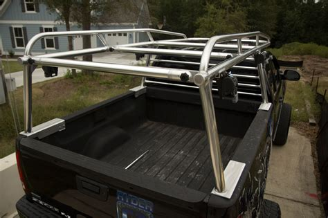 Ladder Rack Aluminum by Custom Aluminum Truck Ladder Racks