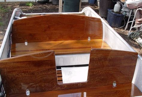 aluminum boat bench seats 25 best images about boats and fishing on pinterest
