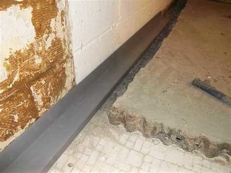 room drainage channels baker s waterproofing basement waterproofing photo album water flooding in a pittsburgh