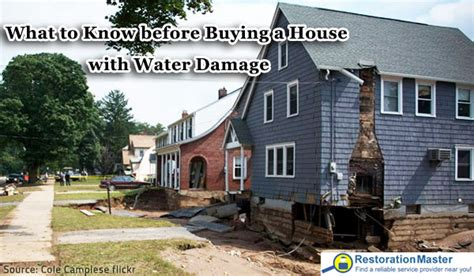 Buying A House With Water Damage 28 Images How To Buy A House With Mold Or Water